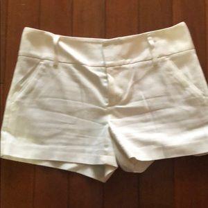Alice + Olivia Shorts - White Alice and Olivia shorts